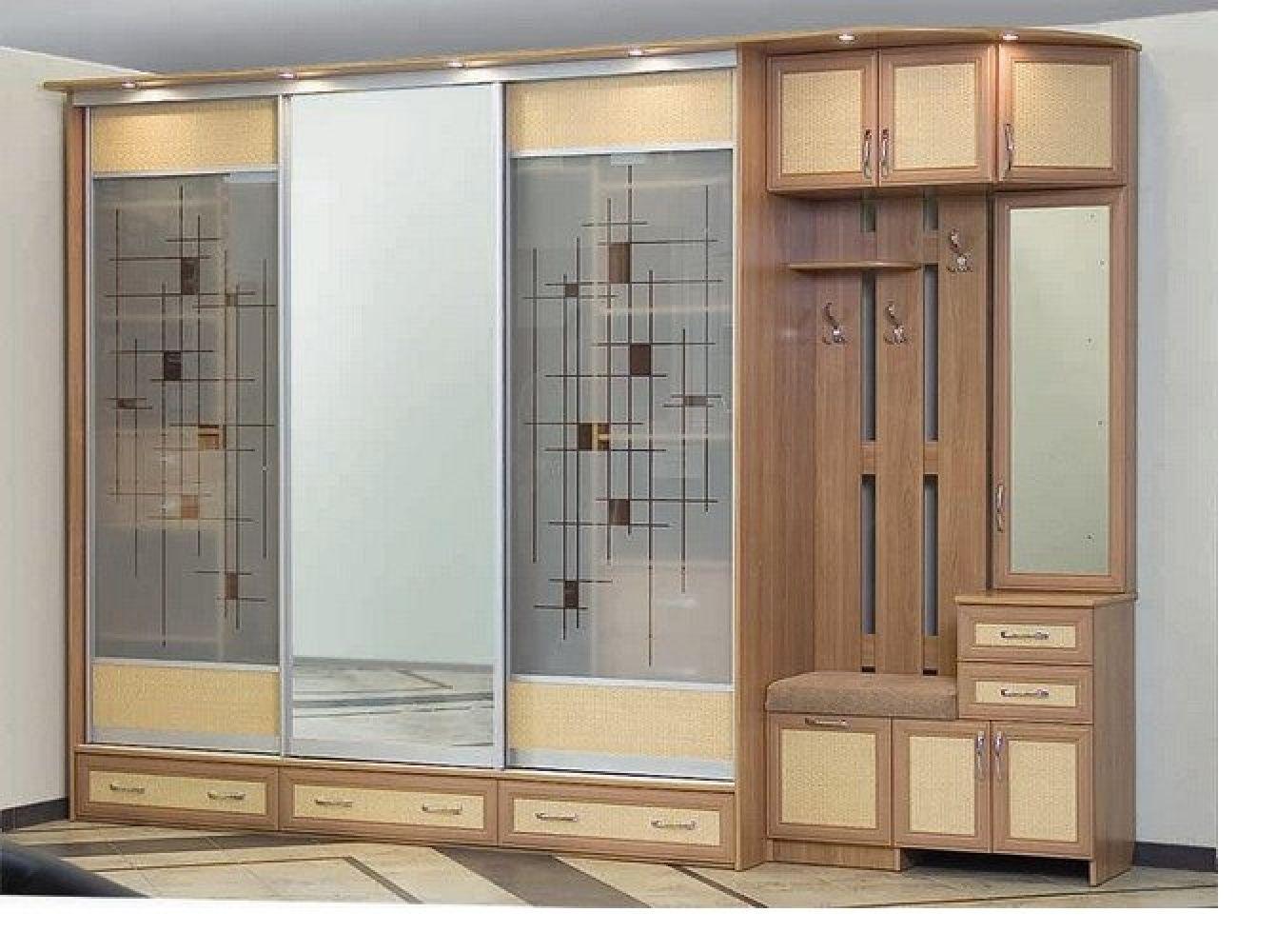 Шкафы для прихожей интерьерные штучки.